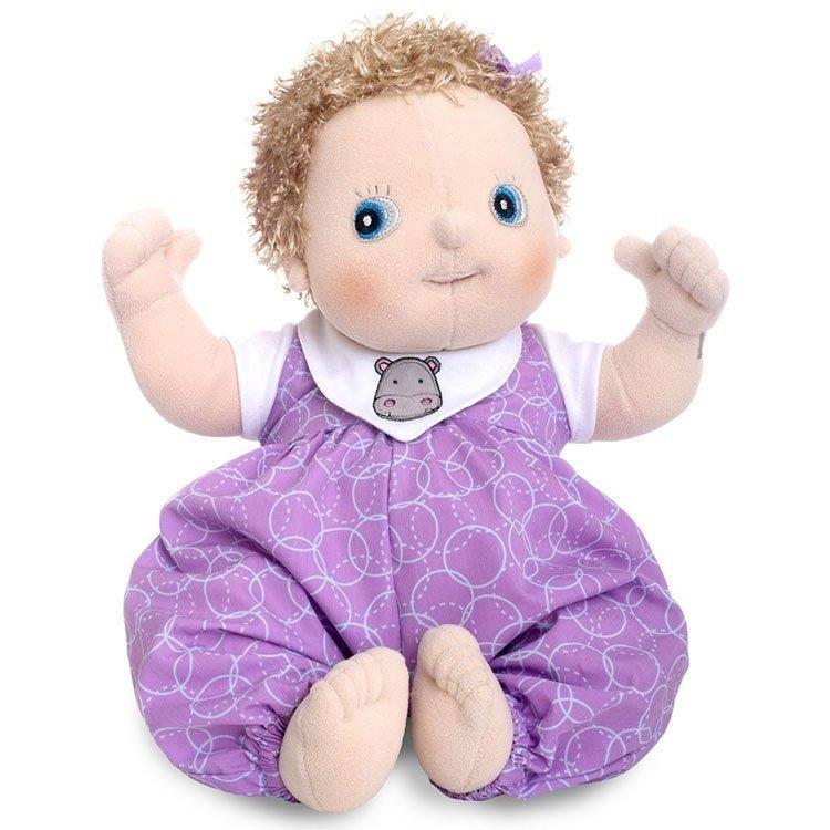 Muñeca Rubens Barn 45 cm - Rubens Baby - Emma Hippo