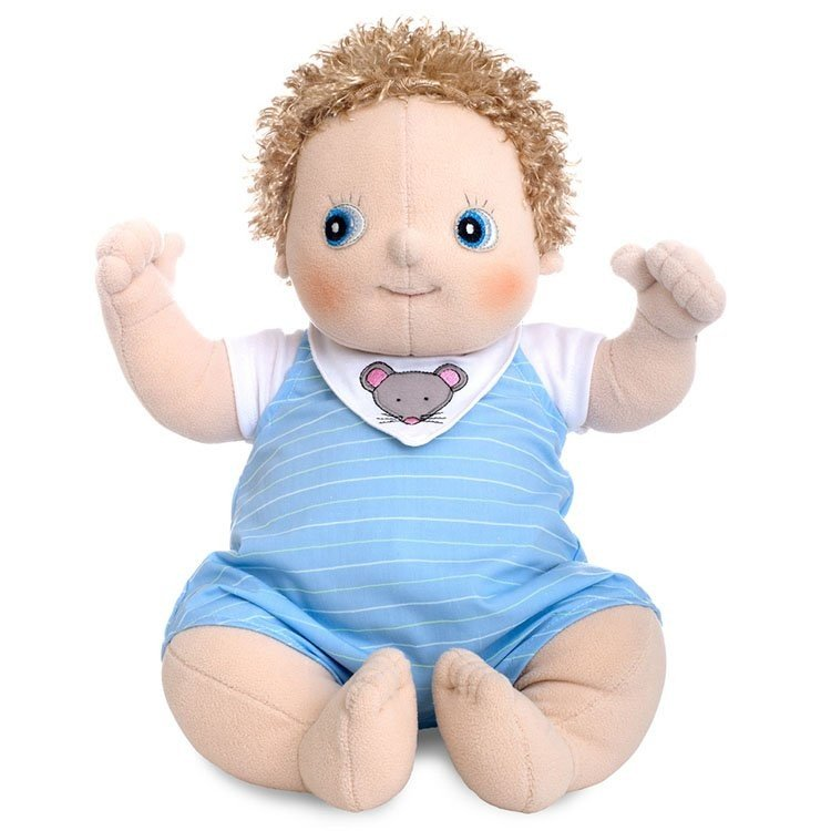 Muñeco Rubens Barn 45 cm - Rubens Baby - Erik Mouse