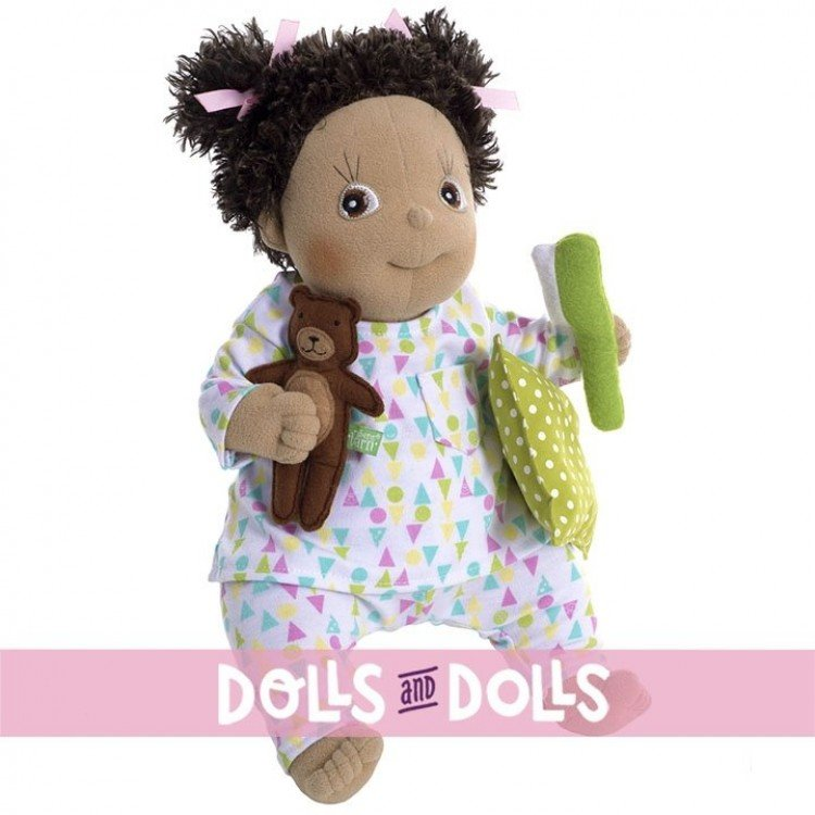 Ropa para muñecas Rubens Barn 36 cm - Ropa para Rubens Ark y Kids - Conjunto Goodnight