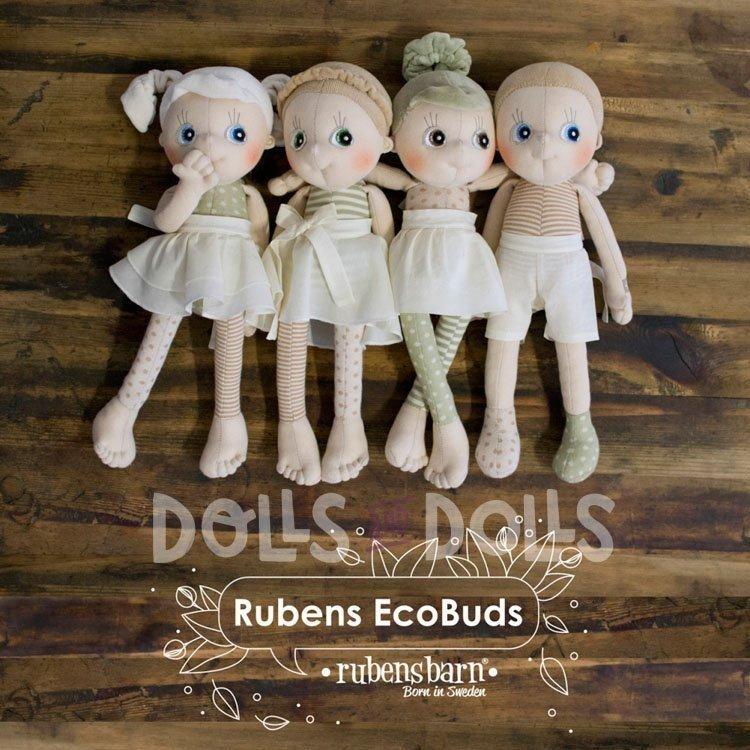 Muñeca Rubens Barn 35 cm - Rubens Eco Buds - Aspen