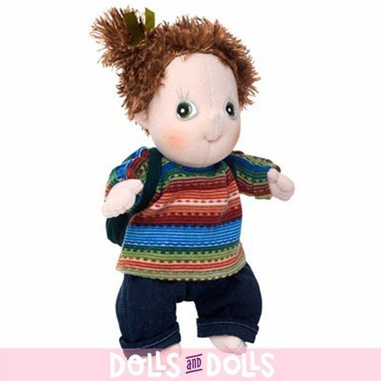 Ropa para muñecas Rubens Barn 32 cm - Rubens Cutie - Conjunto vuelta al cole