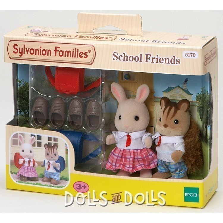 Sylvanian Families - Amigos de escuela
