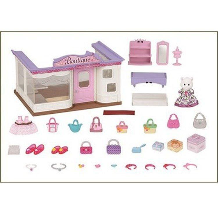 Sylvanian Families - Boutique con accesorios