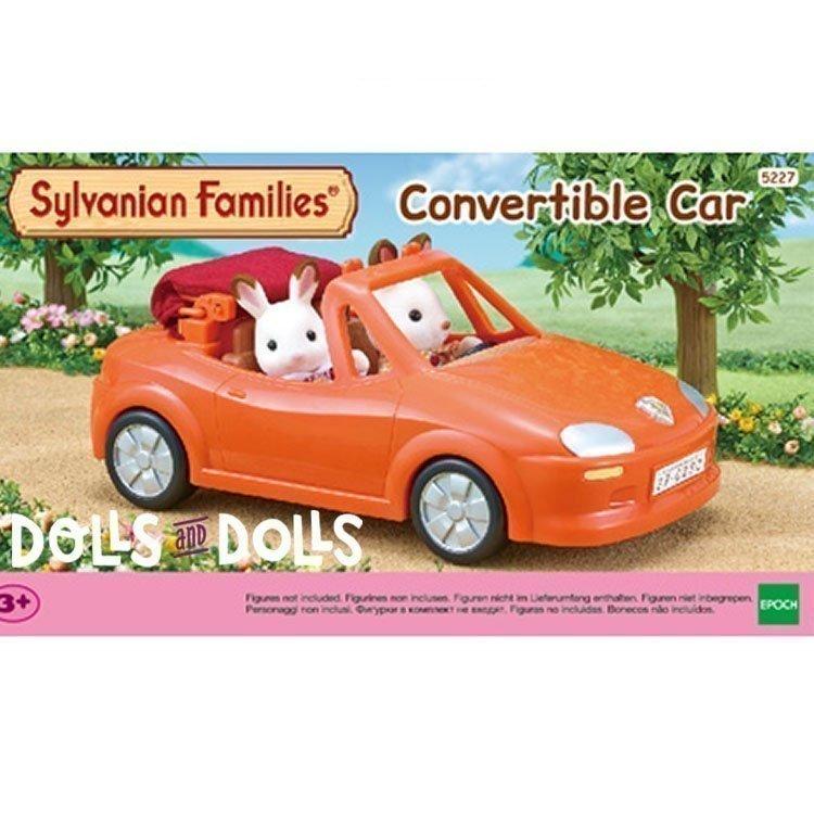 Sylvanian Families - Coche Descapotable