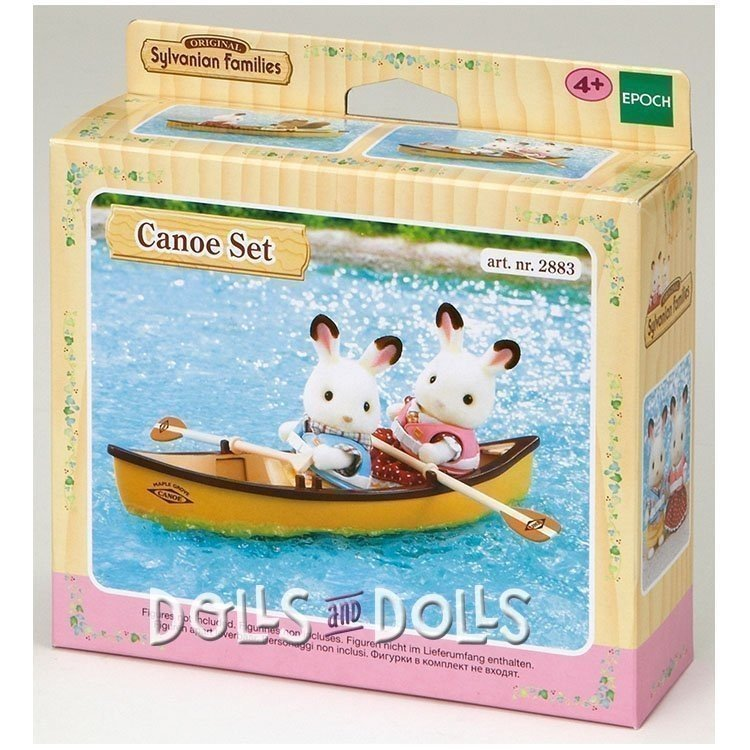 Sylvanian Families - Set canoa