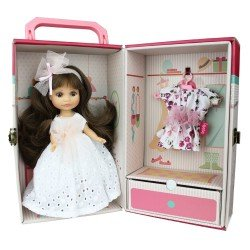 Muñeca Berjuán 22 cm - Boutique dolls - Luci con set de comunión