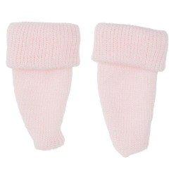 Complementos muñecas Así - Peúcos rosa para muñecos de 36 a 46 centímetros