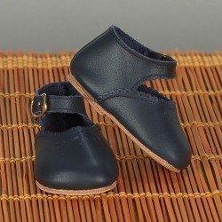 Complementos para muñecas Mariquita Pérez 50 cm - Zapatos azul