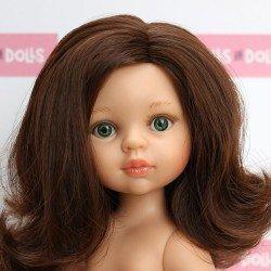 Muñeca Paola Reina 32 cm - Las Amigas - Carol sin ropa