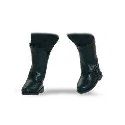 Complementos para muñecas Paola Reina 32 cm - Las Amigas - Botas negras altas con velcro