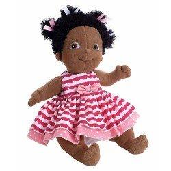 Muñeca Rubens Barn 36 cm - Rubens Kids - Lollo con vestido rojo