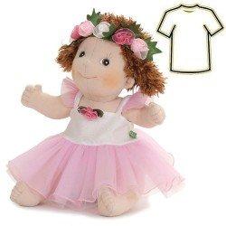 Ropa para muñecas Rubens Barn 38 a 40 cm - Little Rubens y Cosmos - Ballerina