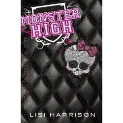 Libro novela - Monster High