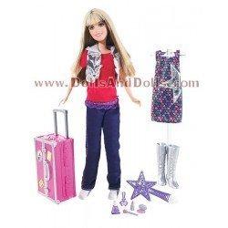 Hannah Montana estrella de rock secreta