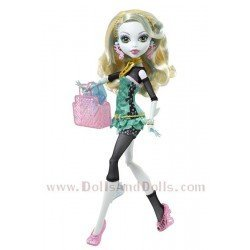 Muñeca Monster High 27 cm - Lagoona Blue