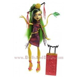 Muñeca Monster High 27 cm - Jinafire Long Scaris Deluxe