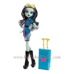 Muñeca Monster High 27 cm - Frankie Stein Scaris Deluxe