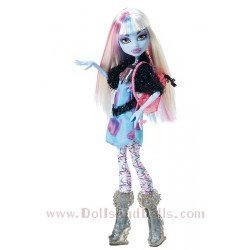 Muñeca Monster High 27 cm - Abbey Bominable