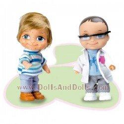 Barriguitas Cuidados Médicos - Doctor con paciente
