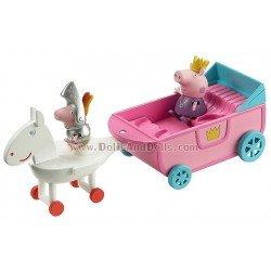 Carroza Real Princesa Peppa Pig