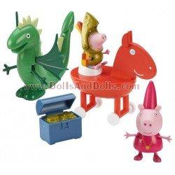 Peppa Pig - Aventuras Sir George y el Dragón