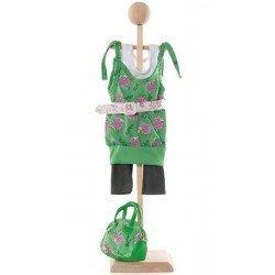 Ropa para muñecas KidznCats 46 cm - Conjunto Tinka
