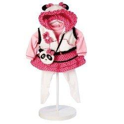 Adora - Vestido Panda Fun