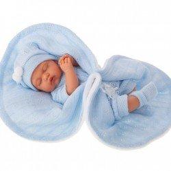 Muñeco Antonio Juan 29 cm - Luni manta azul