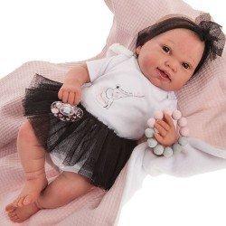 Muñeca Antonio Juan 40 cm - Happy Ballerina Reborn serie limitada