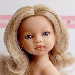 Muñeca Antonio Juan 33 cm - Emily rubia sin ropa