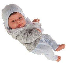 Muñeco Antonio Juan 33 cm - Baby Clar estrella