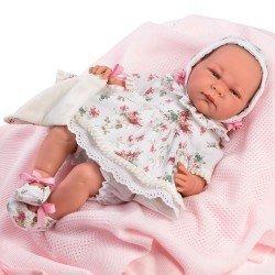Muñeca Así 46 cm - Olivia, serie limitada tipo Reborn