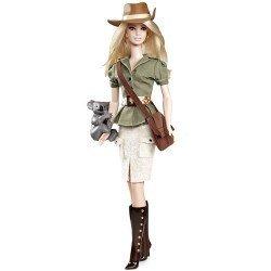 Barbie Australia W3321