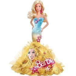Muñeca Barbie 29 cm - Pop Icon R4543