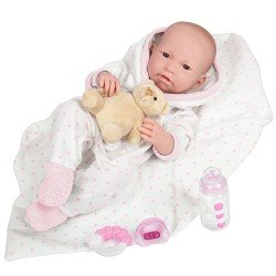 Muñeca Berenguer Boutique 43 cm - La newborn 18111 (chica)