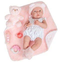 Muñeca Berenguer Boutique 38 cm - La newborn 18061 (chica)