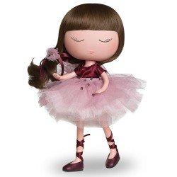 Muñeca Berjuán 32 cm - Anekke - Ballerina con traje tul