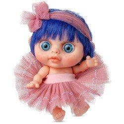 Muñeca Berjuán 14 cm - Baby Biggers azul