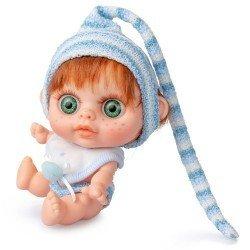 Muñeco Berjuán 14 cm - Baby Biggers pelirrojo