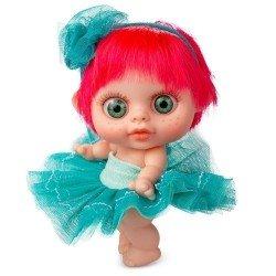 Muñeca Berjuán 14 cm - Baby Biggers rosa