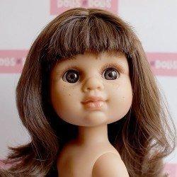 Muñeca Berjuán 35 cm - Boutique dolls - My Girl castaña sin ropa