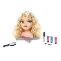 Bratz All Glammed Up - Busto de Cloe