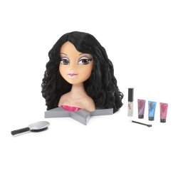 Bratz All Glammed Up - Busto de Jade