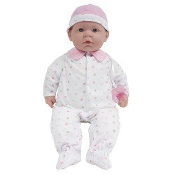 Muñeca Designed by Berenguer 51 cm - La Baby - Grande con pijama