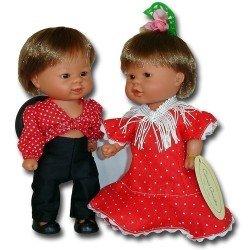 Muñecos D'Nenes 21 cm - Bebetines andaluces