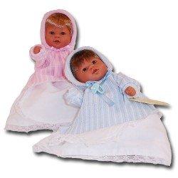 Muñecos D'Nenes 21 cm - Bebetines con faldón