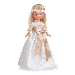 Muñeca Lesly 33 cm - La hermanita de Nancy - Mi Primera Comunión