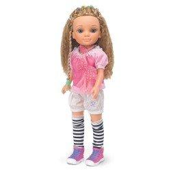 Muñeca Nancy 43 cm - Estilazos - Medias a rayas