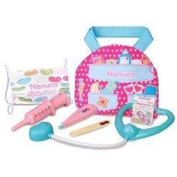 Complementos para muñecos Nenuco - Botiquín de emergencias