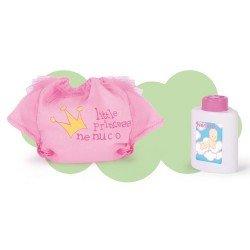 Complementos para muñecos Nenuco 42 cm - Pequeños accesorios - Pañal